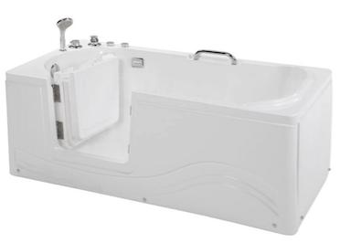 badewanne mit einstieg die bequeme alternative badewannen einstiegshilfe. Black Bedroom Furniture Sets. Home Design Ideas