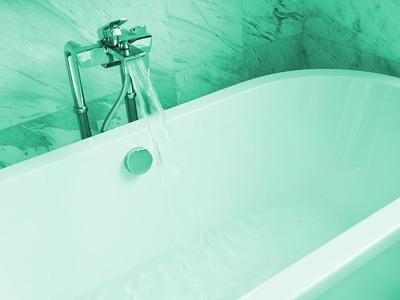 Wie lange baden?